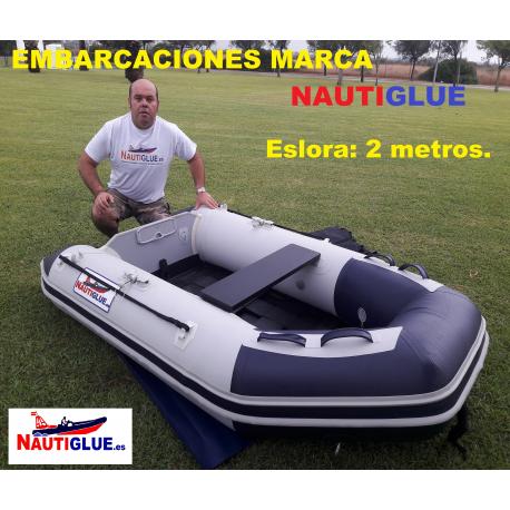 Embarcacion NAUTIGLUE 200SL