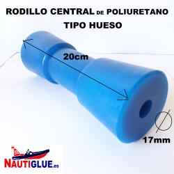 RODILLO CENTRALES TIPO HUESO