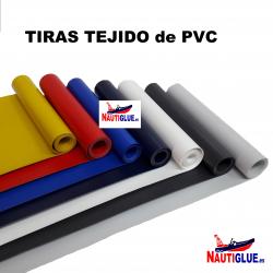TEJIDO  PVC 1,50 metro x 25 cm