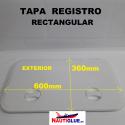 TAPAS DE REGISTRO